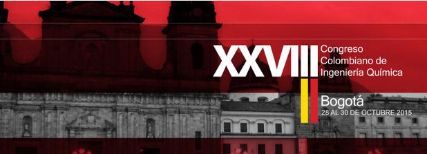 XXVIII Congreso Colombiano de Ingenier�a Qu�mica